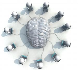 Brain Power of Crowds