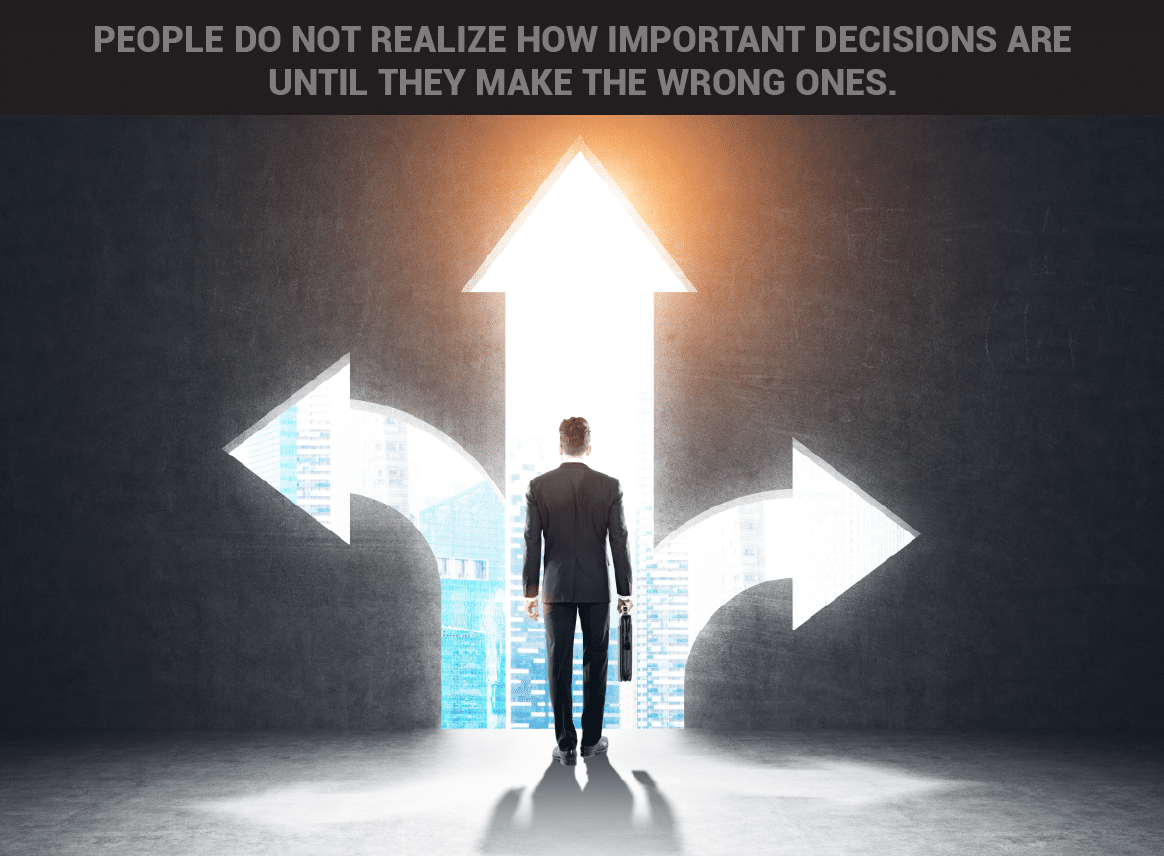 Effective Decision Making: The common managerial blind spot that can kill productivity